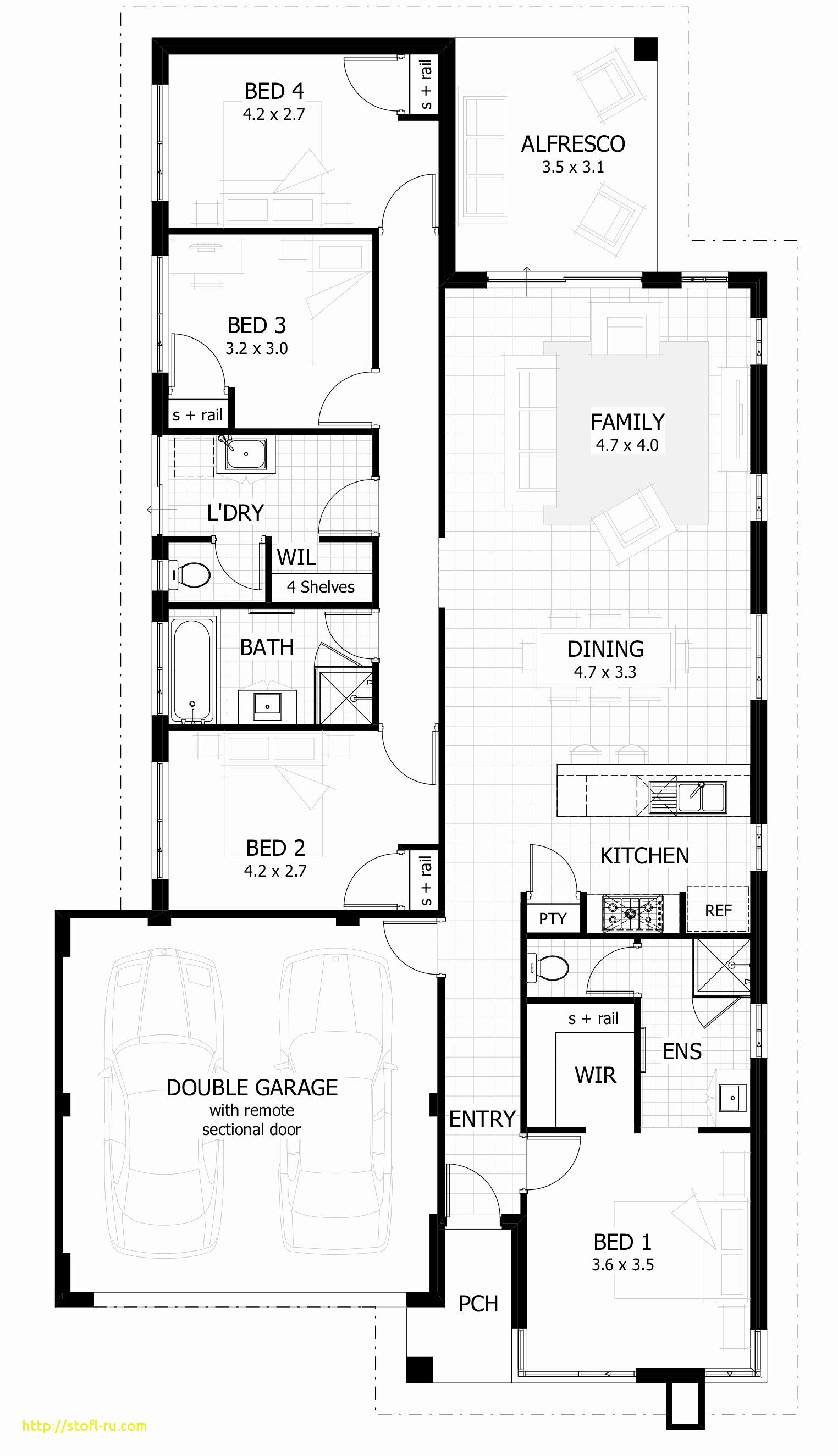 One Story House Plans For Narrow Lots Modern Style House Design Ideas Houseplans House Ho Narrow Lot House Plans Narrow House Plans 6 Bedroom House Plans