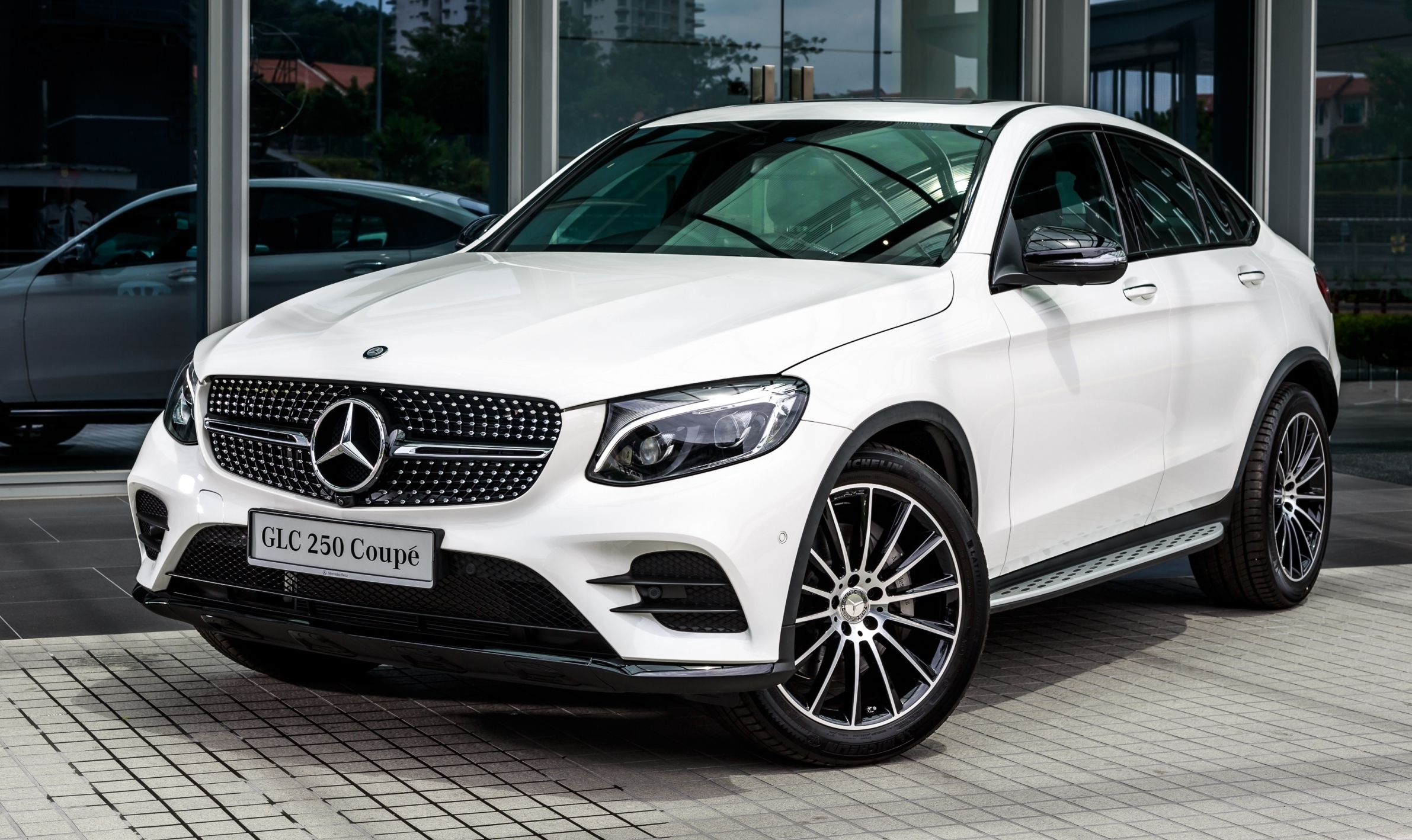 Mercedes Benz Glc Coupe Makes Its Malaysian Debut Single Glc 250