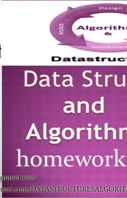 Data structure homework help