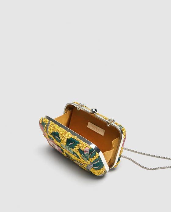 Verano Mini Bolsos Zara AbaloriosTrenditlive En Detalle Caja f7gbyY6