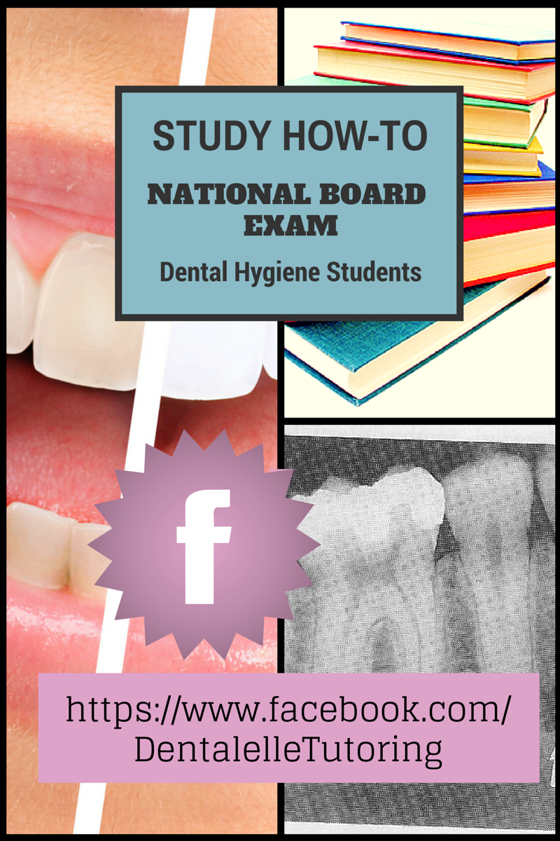 Pin By Katelyn Clark On Science Pinterest Dental Hygiene Labeled Diagram Study For The National Board Exam All Online Download Your Free Guide