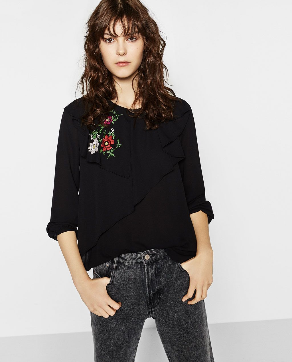 Roper Ladies Solid Purple Poplin Long Sleeve Western Show Shirt Snaps S M L XL