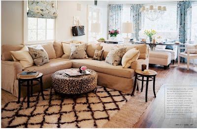 Trending: Layering Rugs - Ashleigh Weatherill Interior Design | Denver Interior  Designer Creating Livable and