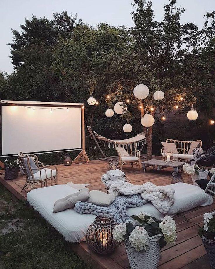 Photo of 63 Beautiful Backyard Garden Remodel Ideas and Design – Interior Design Ideas