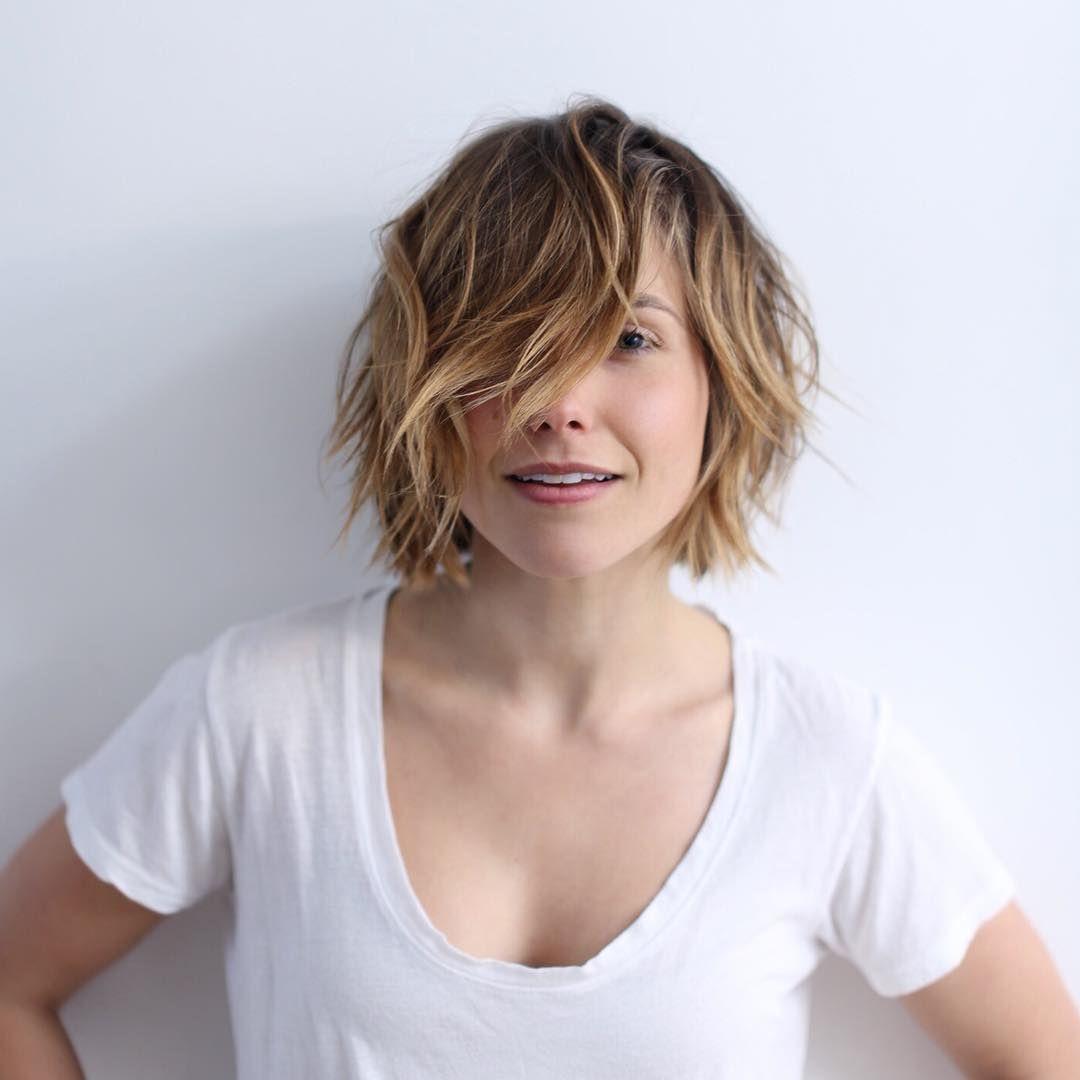Hanna Beth Saç Modelleri