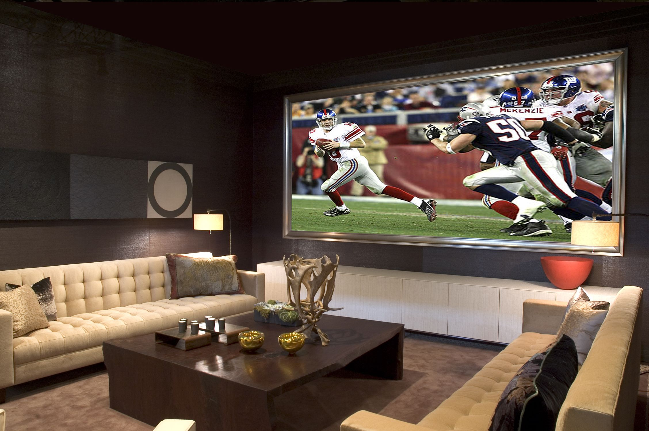 What Room In Your House Will Make A Great Media Room