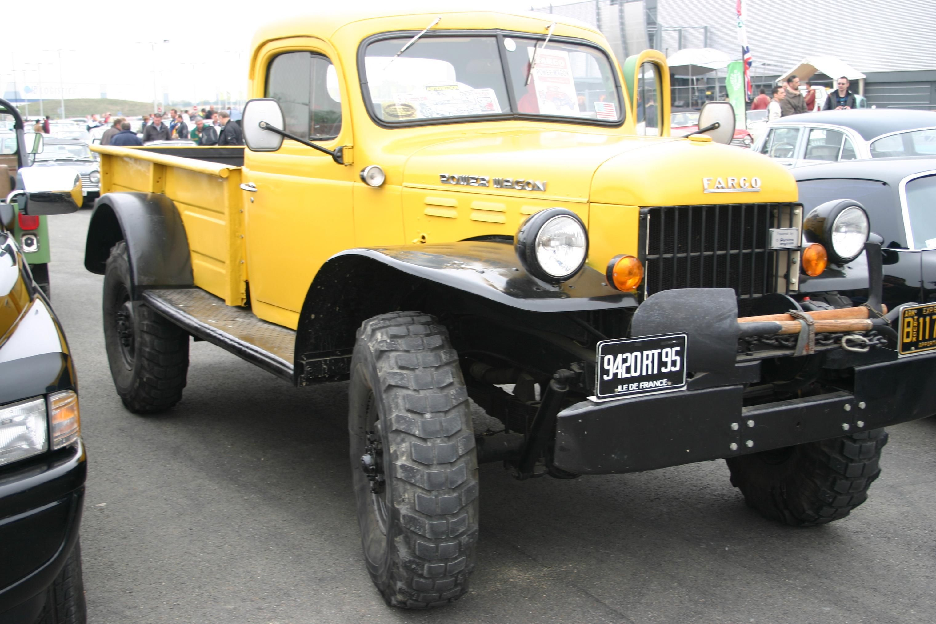 Dodge Power With Images Dodge Power Wagon Power Wagon