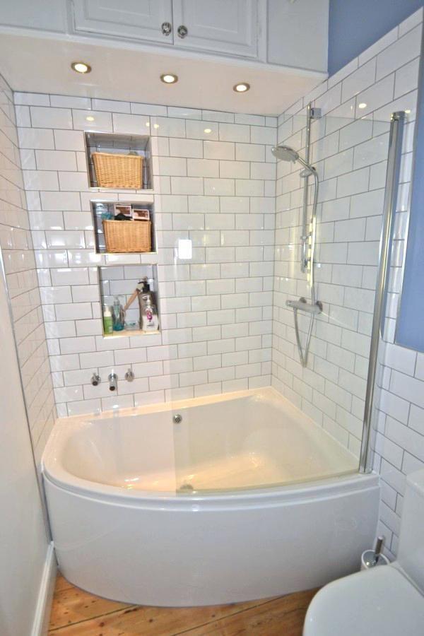 Photo of 31 erstaunliche kleine Badezimmer Badewanne Dusche Umbau Ideen