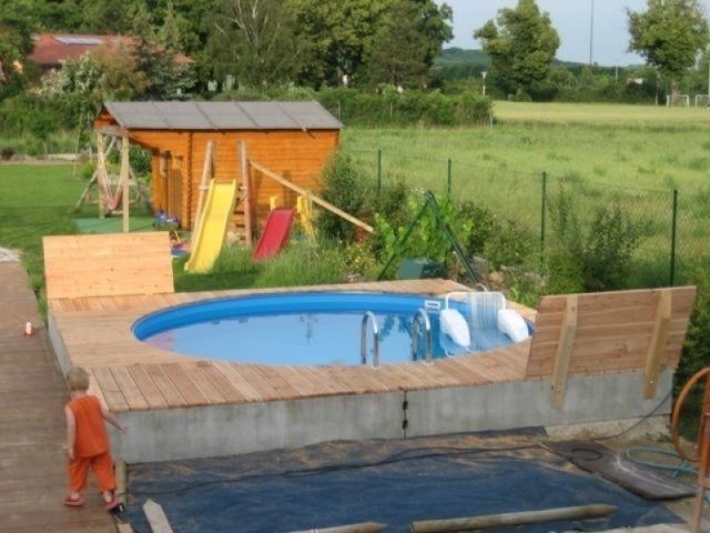 Bildergebnis für skimmer selber bauen pool Pool Pinterest - schwimmbad selber bauen