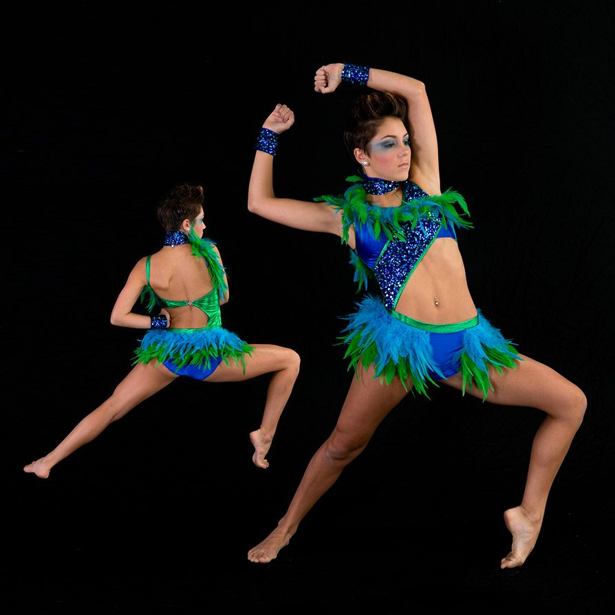Ballet Contemporary Lyrical Dance Costumes Warrior