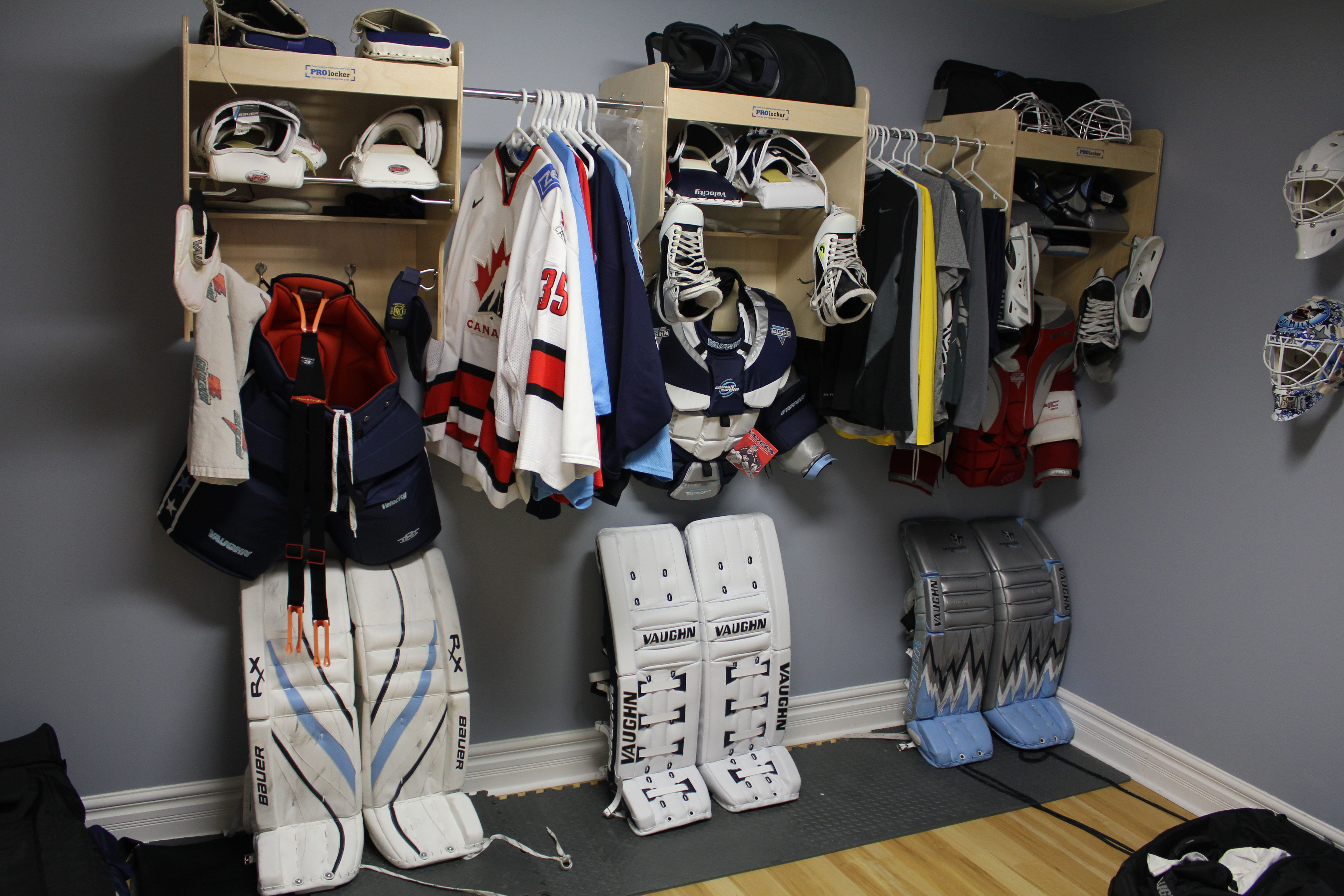Welcome To Prolocker Care For Your Equiment Like A Pro Hockey Equipment Hockey Equipment Storage Hockey Equipment Drying Rack