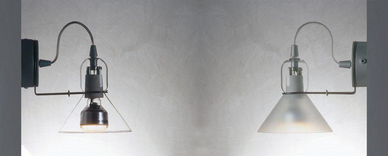 Ipy parete Wall lamps Lamps Produzione Privata