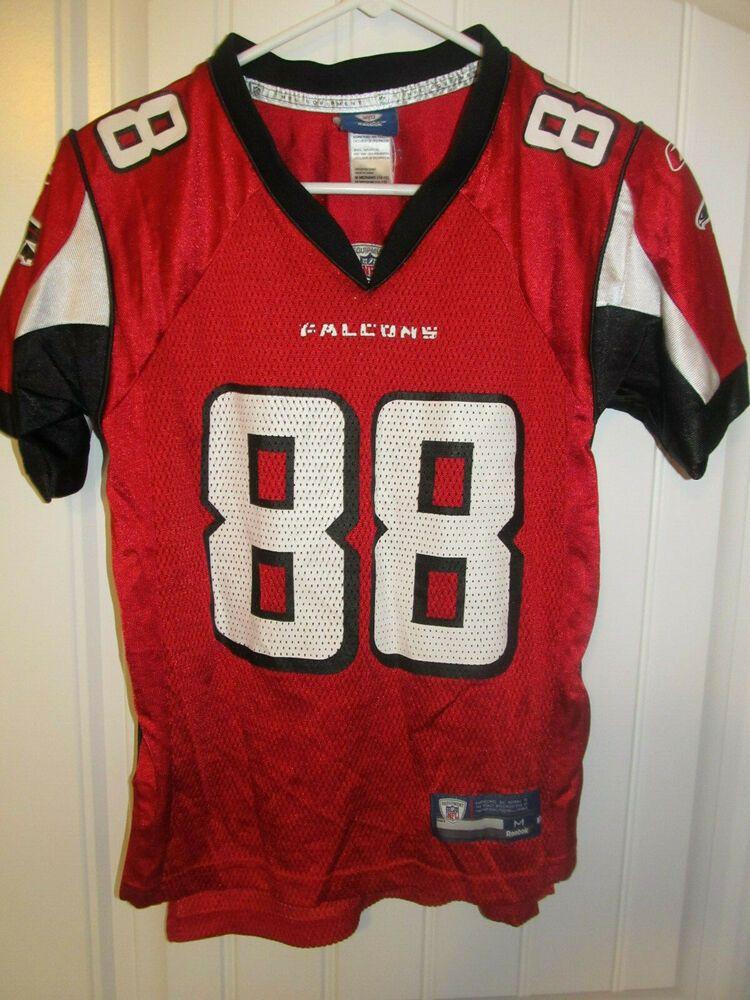 best service 75d22 5be74 Tony Gonzalez - Atlanta Falcons jersey - Reebok youth Medium ...