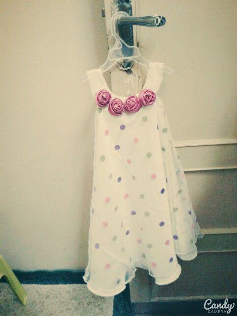 My api made it  loving it my zoe's dress
