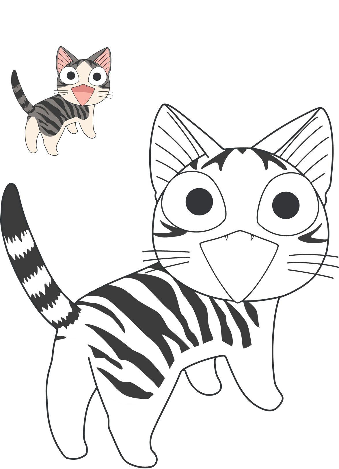 Coloriage Une Vie De Chat.Chi Une Vie De Chat Anniversaires Idees De Themes Dibujos