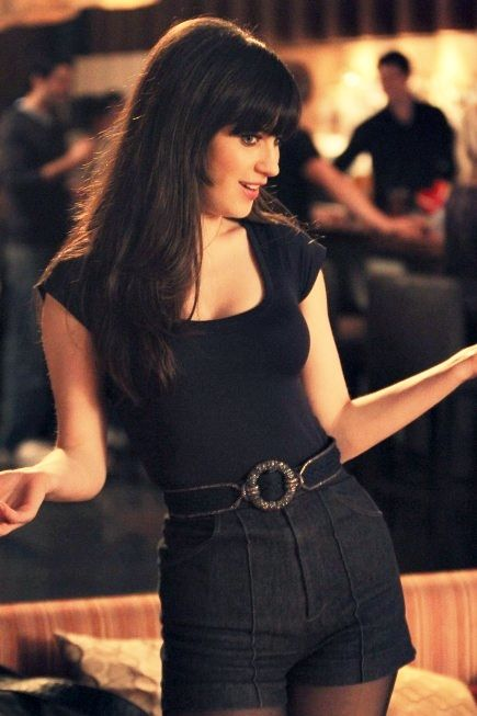ae6676f51f Zooey Deschanel as Jessica Day - One of my favorite outfits of hers!