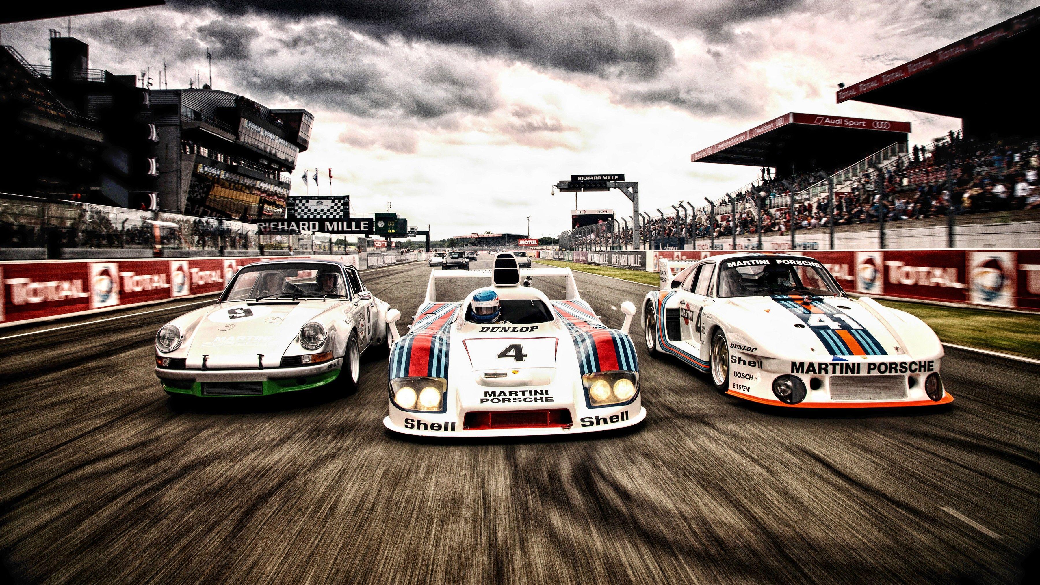 Cool Race Cars Porsche
