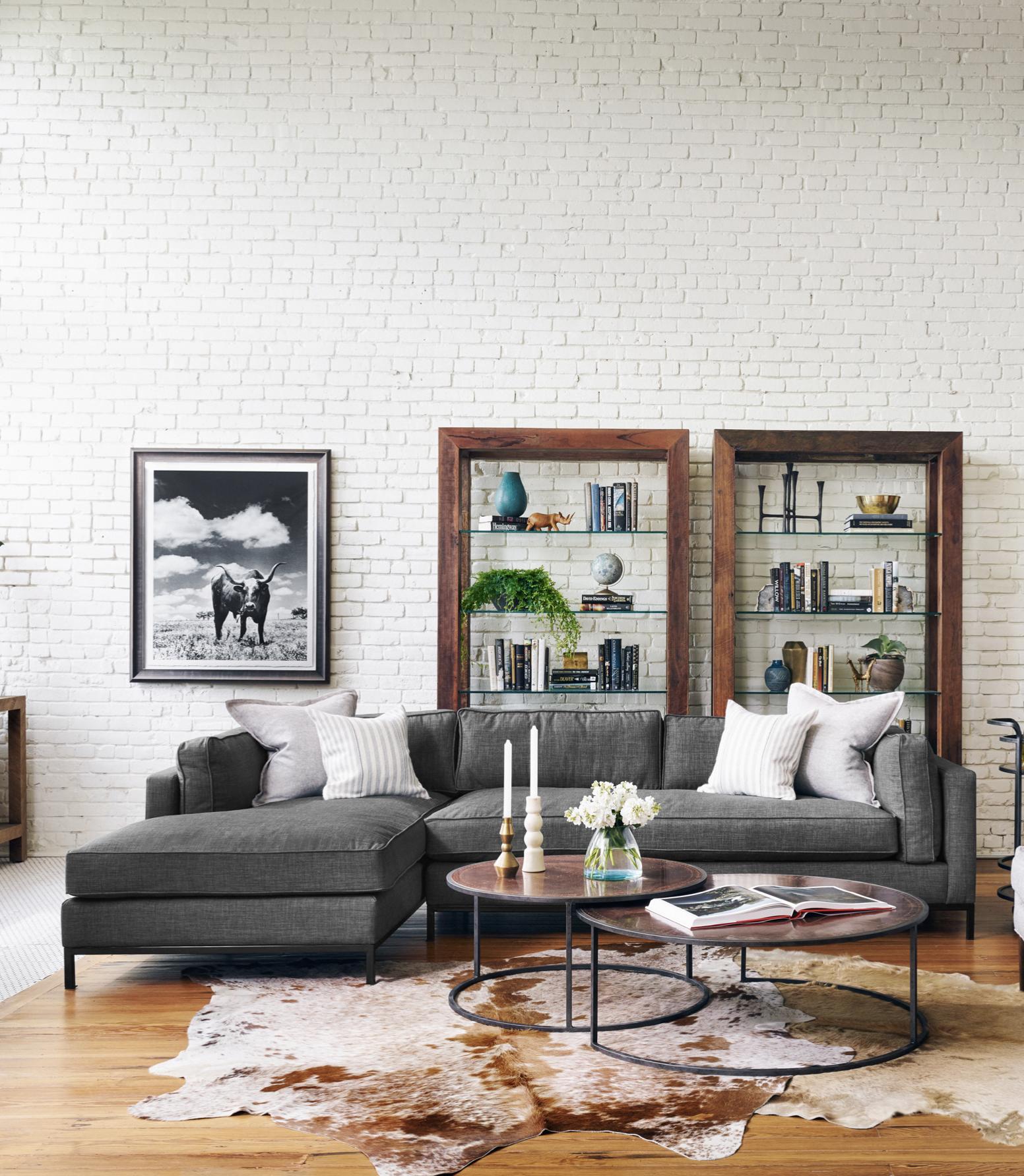 York Loft  Living room decor, Small room design, Living room designs