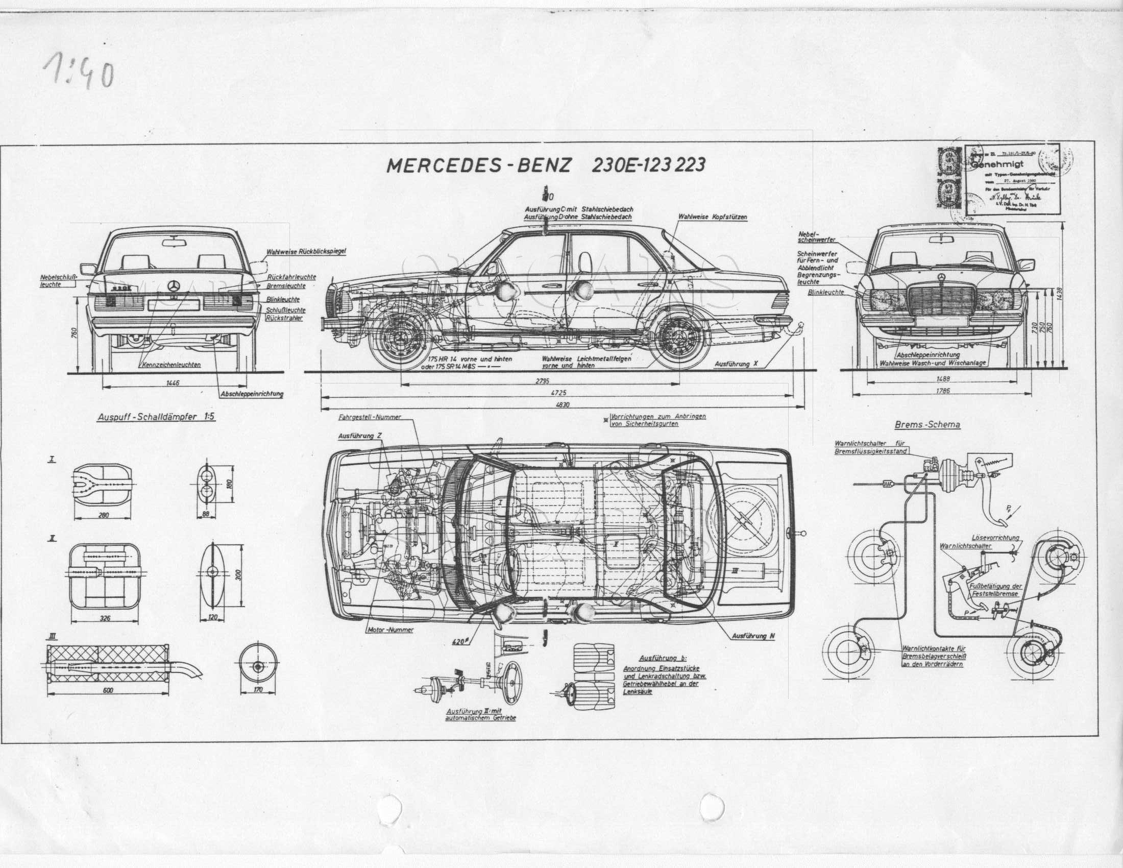 300TD wheel base? - Mercedes-Benz Forum