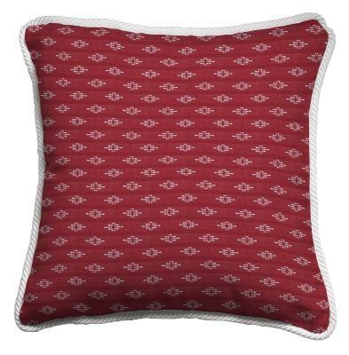 Rosso. #mariaflora #cushions #cuscini #rosso