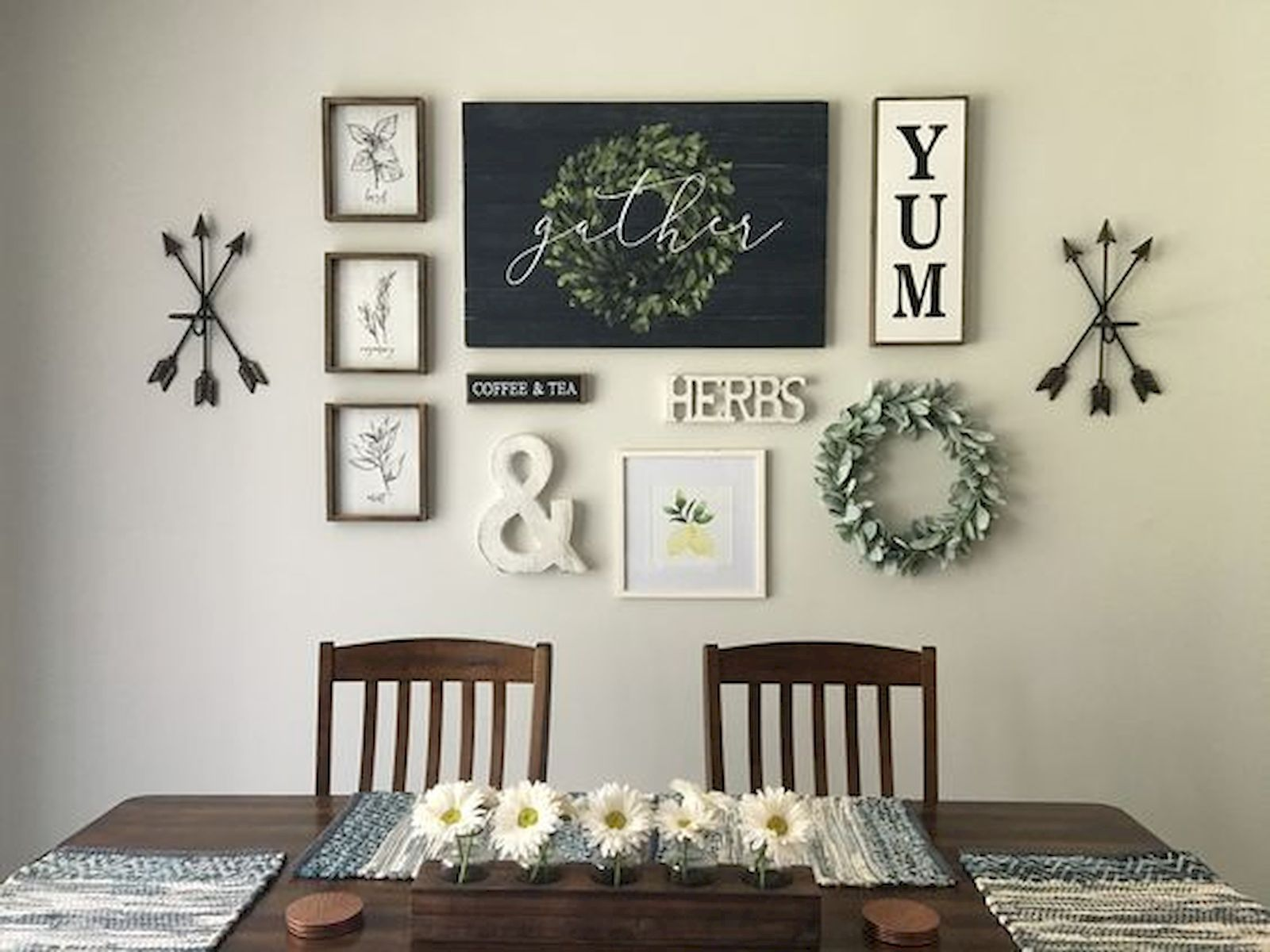 51 Farmhouse Wall Decor Ideas For Dinning Room Dinning Room Wall Decor Dining Room Wall Art Dining Room Wall Decor