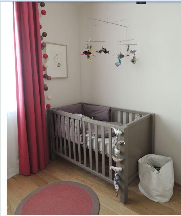 la chambre b b d alma - Chambre Petite Fille