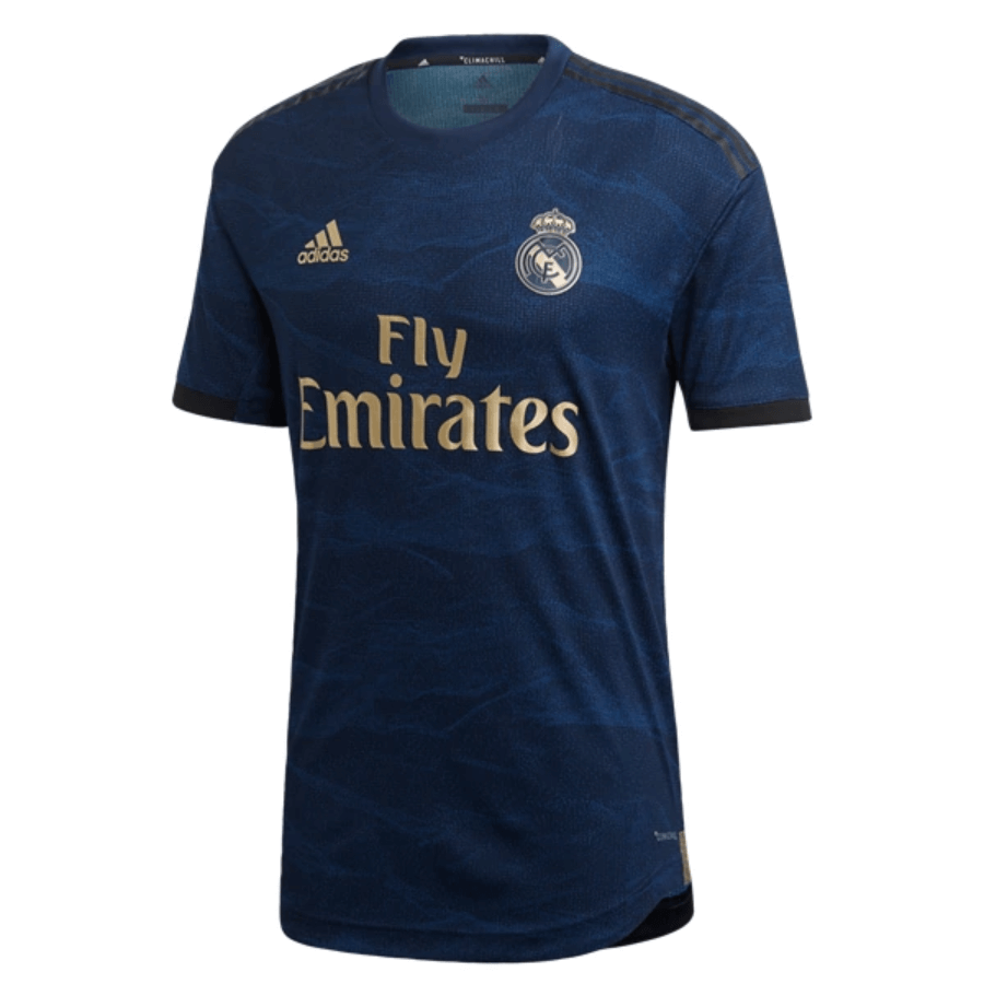 2018-19 Real Madrid la Ligue Home Name Ensemble T-Shirt Maillot