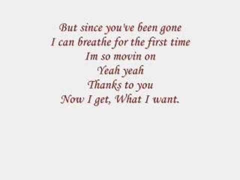 Kelly Clarkson Since You Been Gone Lyrics Parody Songs Funny Songs Lyrics