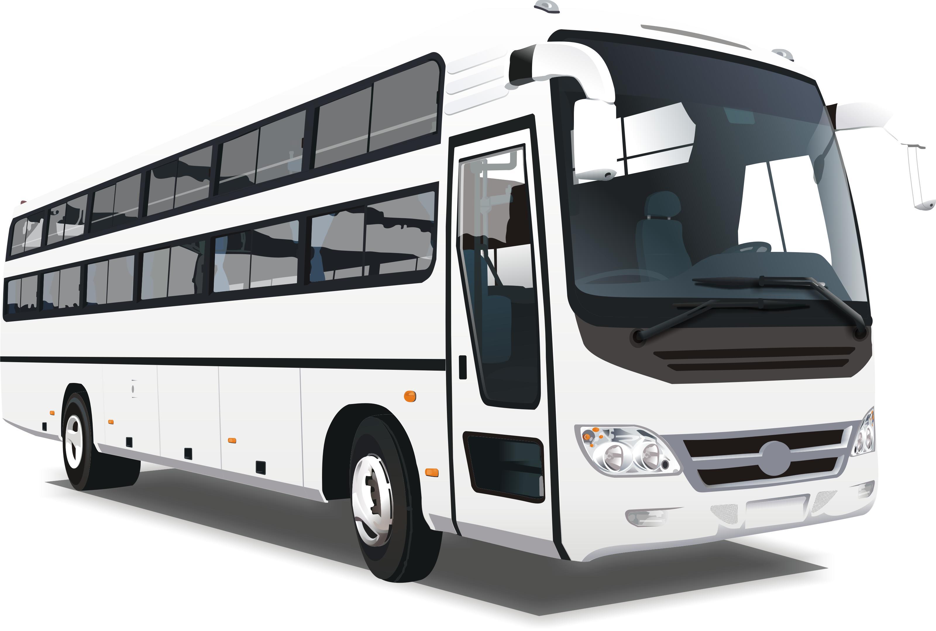 Luxury Bus Png