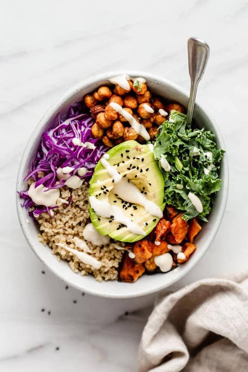 15 Healthy Buddha Bowl Recipes You've Got To Try
