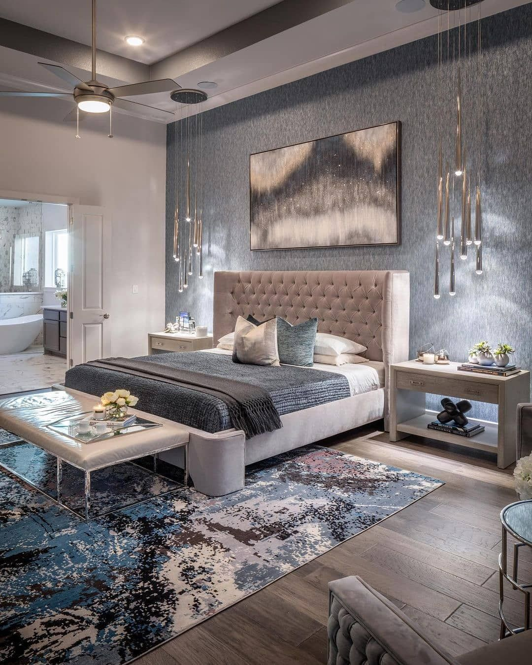 Ideas I Decor L Inspiration On Instagram Good Morning My Friends What Is The Most Beautiful Thing In 2021 Luxurious Bedrooms Bedroom Bed Design Luxury Bedroom Decor Most beautiful bedrooms images