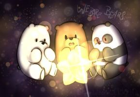 We bare bears (Escandalosos) - Polar by Kamui270 on DeviantArt