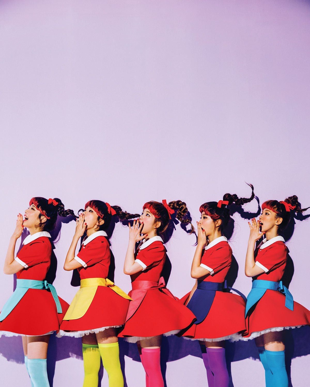 Red Velvet Dumb Dumb Era Terciopelo Rojo Seulgi Y Rojo