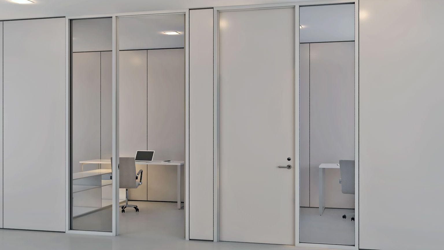 modern minimalist doors with sidelights | Woodworking | Pinterest ...