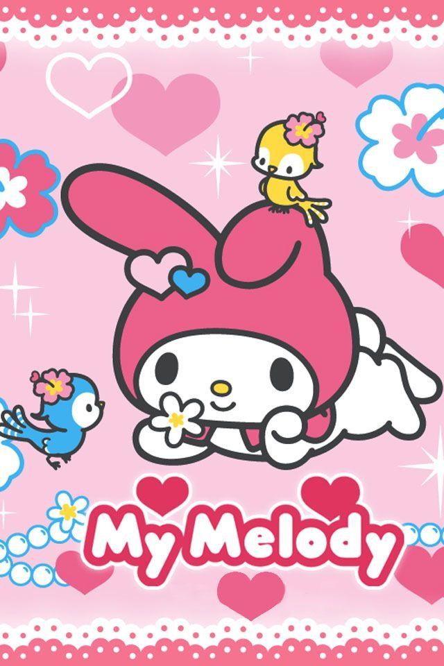 My MelodyHello Kittys Friend