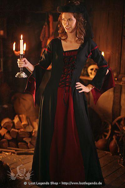 Mittelalter Kleid Lady Alys ab 91,65 € | Mittelalter kleid ...
