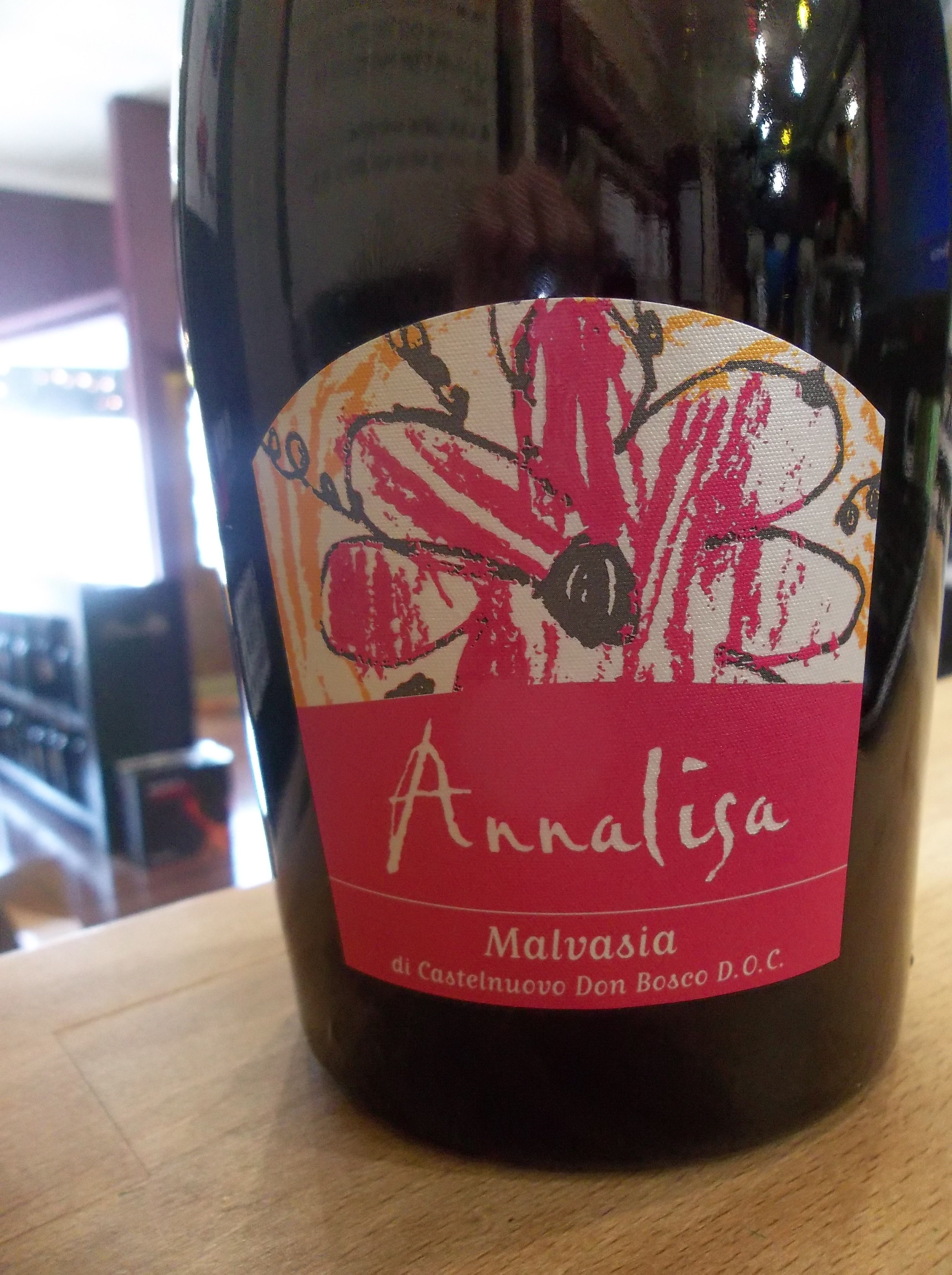 Annalisa Malvasia Who Knew A Wine Named After Her Wine Gifts Wine Names Red Wine Glasses