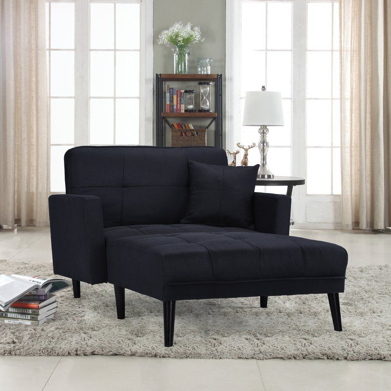 Walthall Chaise Lounge Sleeper Chaise Lounge featuring a
