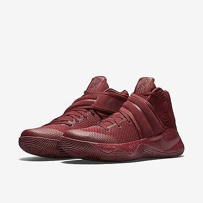 separation shoes bcbd5 388cf Nike Kyrie 2 Size 10-12 Team Red Pure Platinum Irving Cleveland Cavs 819583- 600