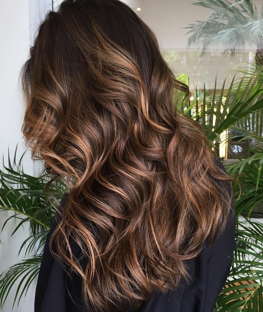 60 Chocolate Brown Hair Color Ideas For Brunettes Chocolate Brown