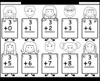 Beginner Addition  Worksheets  Free Printable Worksheets