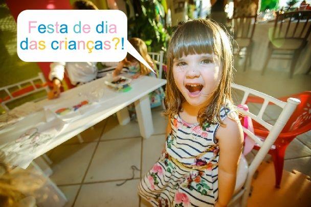 Quer festejar o Dia das crianças sem mesmices?! Quer tempo de qualidade e muita diversão com seus pimpolhos?! Nós temos a lista de atividades perfeita!!!