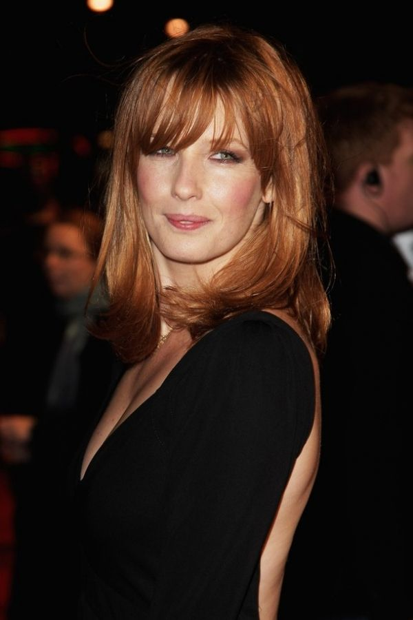 Kelly Reilly In Me Amp Orson Welles UK Film Premiere Arrivals Redheads Actresses Kelly