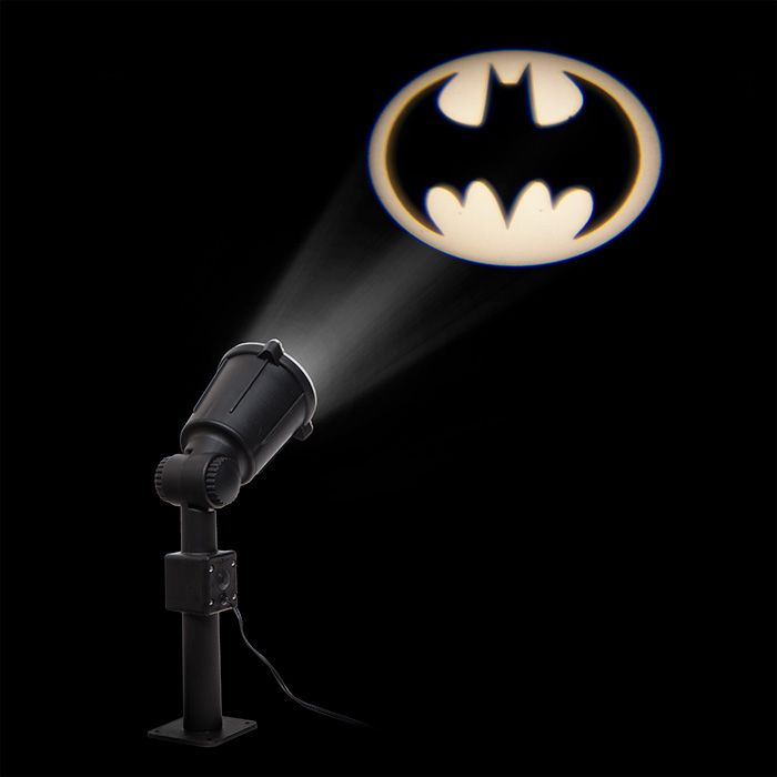 The Batman Bat Signal Projector Is A Must Have If You Are Commissioner Gordon Or If You Are Just A Fan Of Batman Either Way Batman Signal Batman Diy Batman