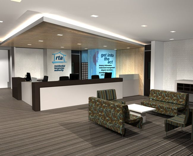 reception office design Google Search Decorating ideas
