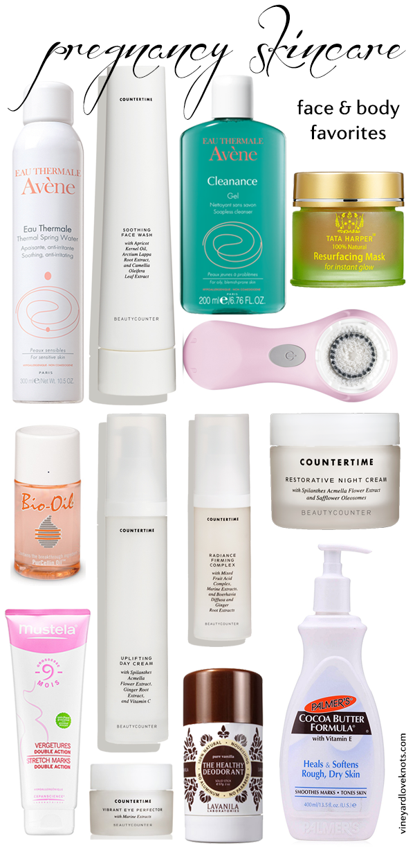 natural products for face