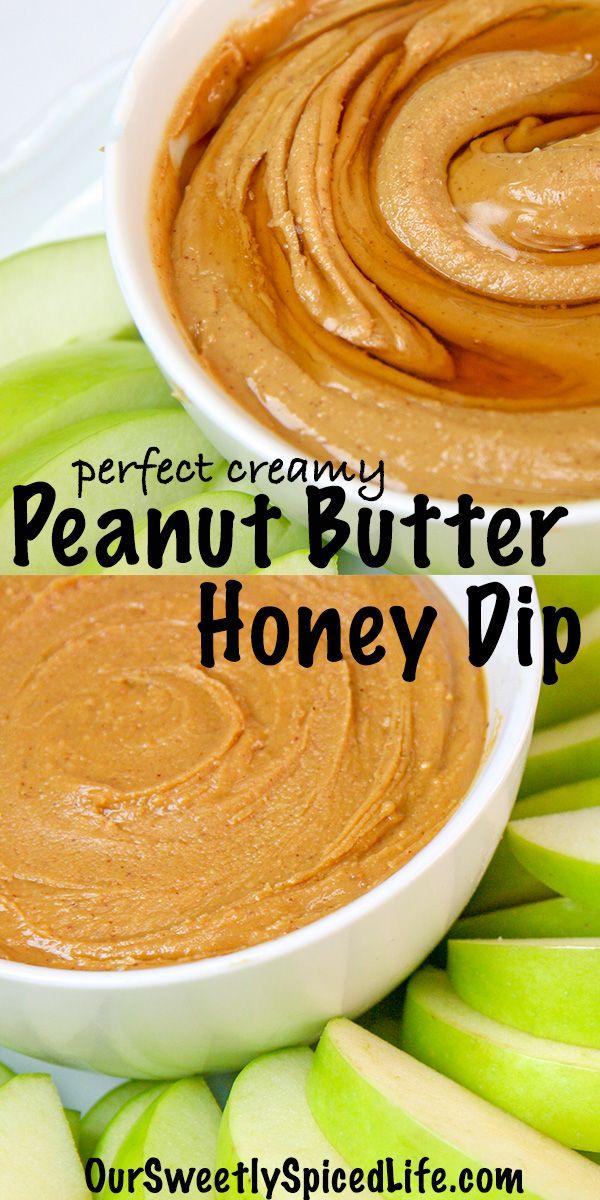 Peanut Butter & Honey Dip images