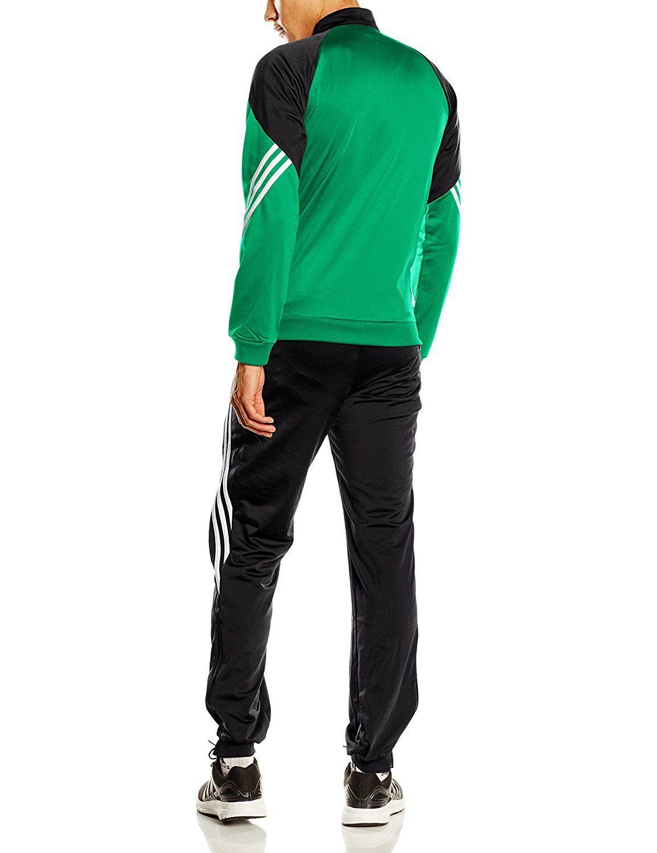 adidas Herren Trainingsanzug Sereno 14 PES  ef3d61d761e0f