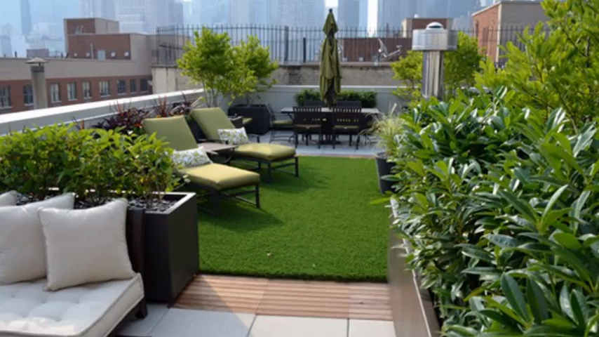 Photo of 16 Rooftop Garden Design Ideas