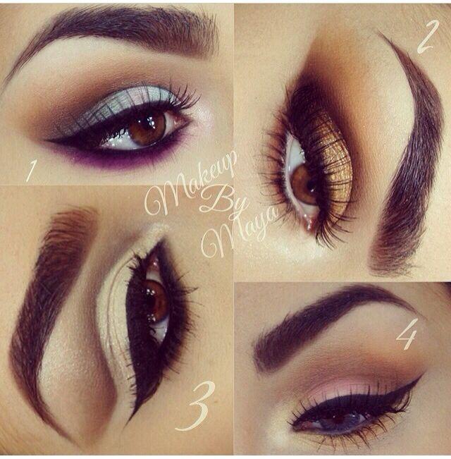 Instagram: @Makeupdonebymaya